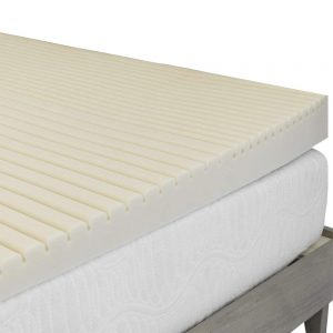 Cardinal & Crest Geo Foam Mattress Incline Elevator Topper