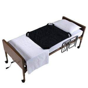 bed bad for positioning patient with handles