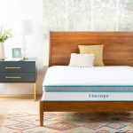 Linen spa bed in a box