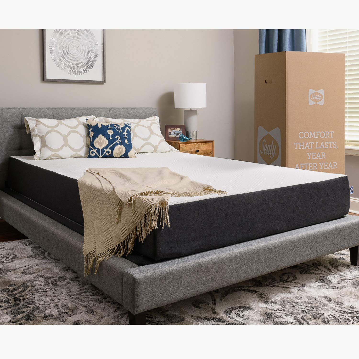 Sealy 10 inch mattress in a box