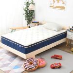 Twin Mattress- Sweetnight Twin Size Gel Memory Foam Hybrid Mattress,8 Inch Individually Pocket Spring pillowtop Mattress,Supportive & Great Motion Isolation for a Restful Sleep