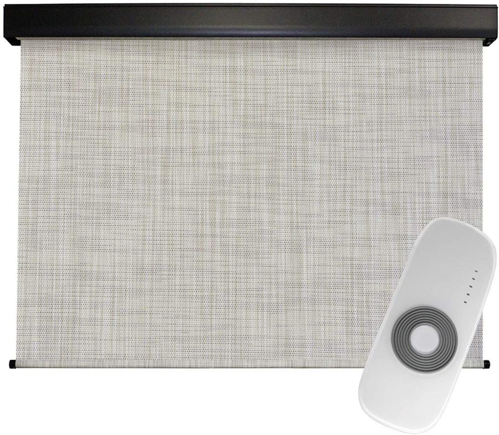 Keystone Fabrics Sun Shade with remote