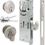 Aluminum-Pacific-Mortise-Lock