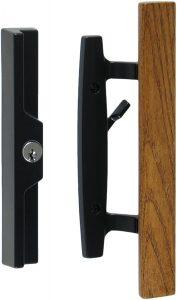 Lanai Sliding Glass Door Lock Set