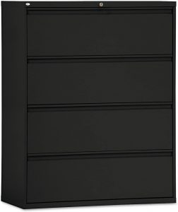 Alera ALE Four-Drawer Lateral File Cabinet
