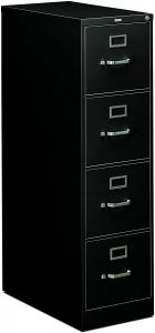 HON 4-Drawer Full-Suspension Filing Cabinet