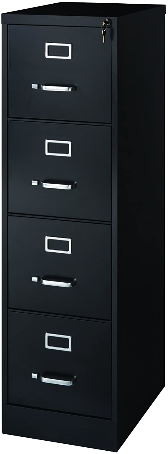Office-Dimensions-Commercial-4-Drawer-Letter-Width-Vertical-File-Cabinet