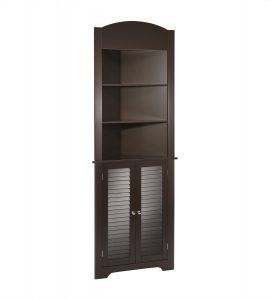 RiverRidge Ellsworth Collection Tall Corner Cabinet