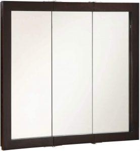 Ventura Tri-View Medicine Cabinet Mirror