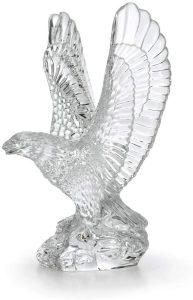 Waterford Crystal Eagle Figurine (Best Budget Figurine)