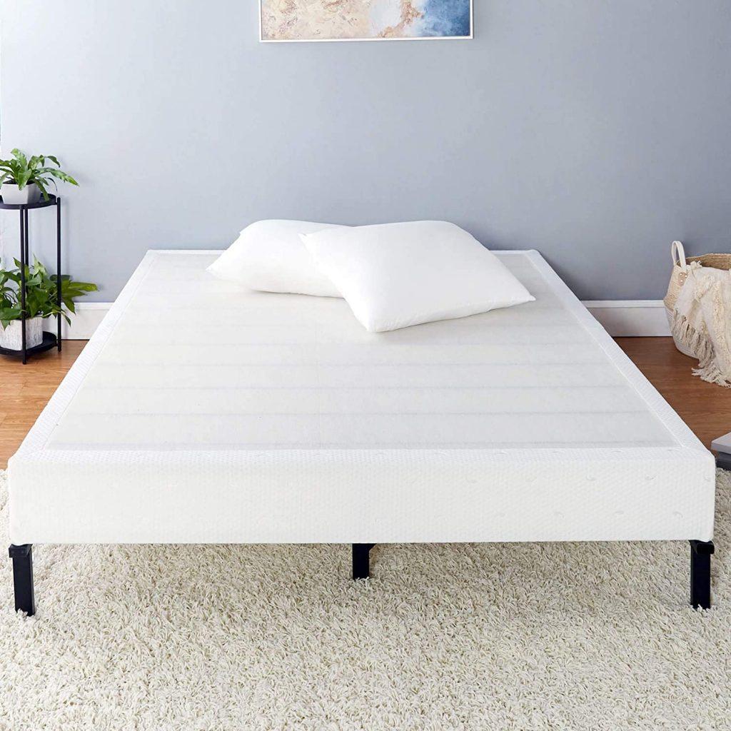 AmazonBasics Smart Box Spring for King Size Bed